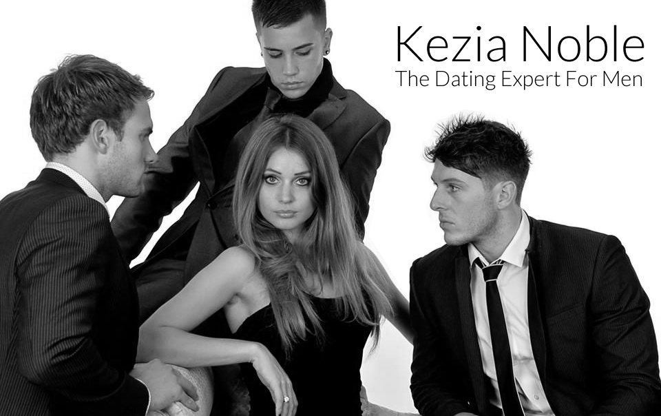 kezia noble famous dating coach